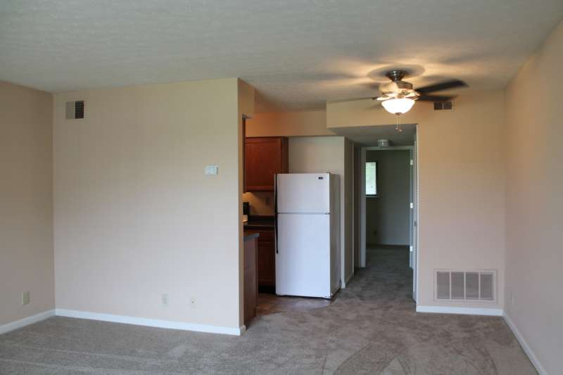 Open living, dining and kitchen areas (Watterson/Beckley)