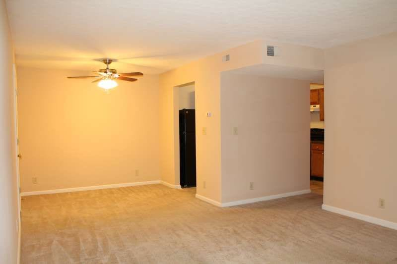 2 Br Living Area